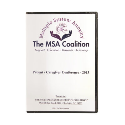 MSA1016 2013ConferenceDVD 1200