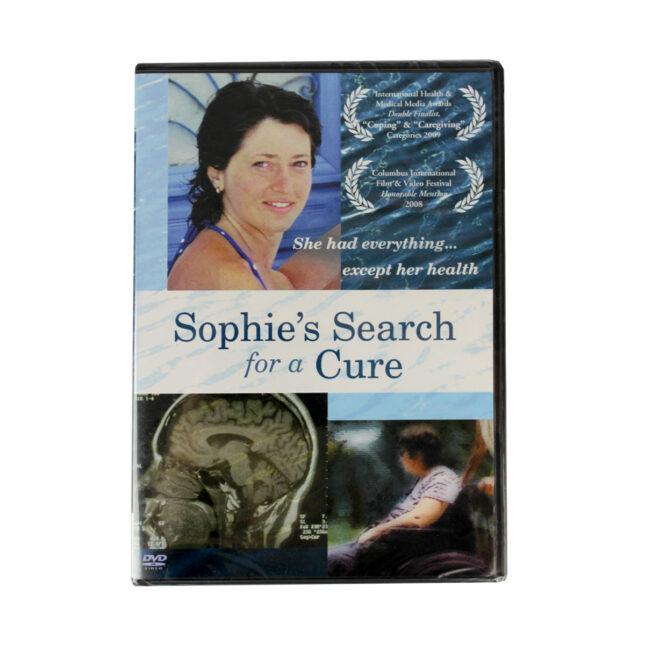 MSA17 SophiesSearchForACure DVD