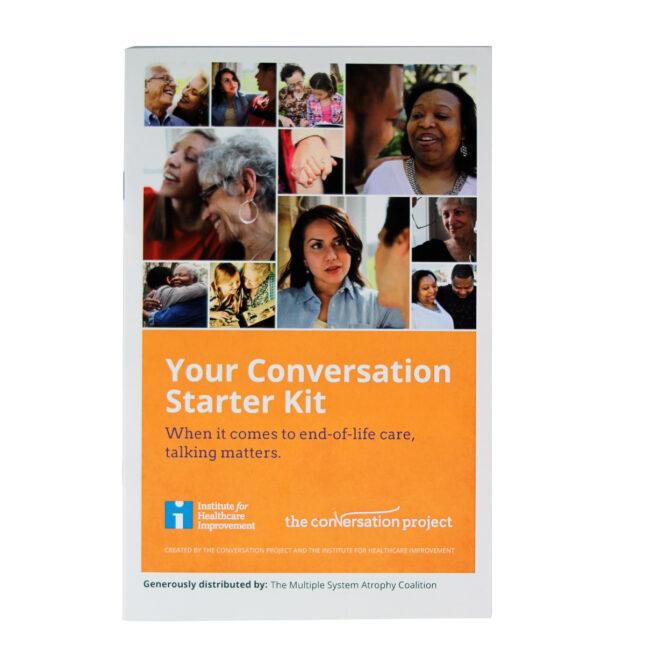 MSA0817 Your Conversation Starter Kit